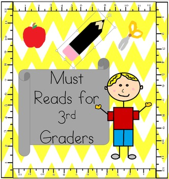 Reading list for 3rd Grade