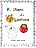 Diario de lectura/Spanish reading log