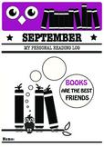 Reading log, September