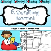 Reading log (suitable for ESL learners)