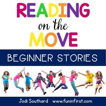 Reading Fluency | Beginner Stories