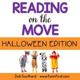 Reading Fluency | Halloween Edition