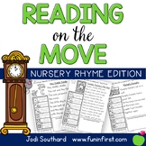 Reading Fluency | Nursery Rhymes Edition