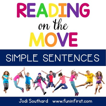 Reading Fluency | Simple Sentences