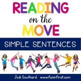 Reading Fluency | Simple Sentences