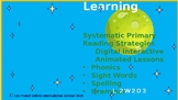 Reading: r consonant blends, 2 sounds of y: Lev 2 Wk 9