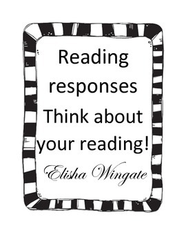 Reading Response- Fiction & Nonfiction