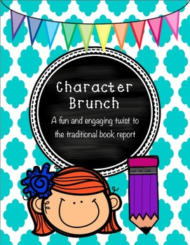 Reading response: character brunch project