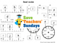 Reading scales lesson plans, worksheets and more (2nd to 4