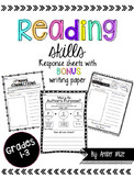 Reading skills and MORE