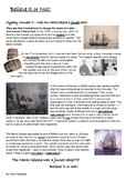 Reading strategies - Mystery number 5 - was the Marie Celeste Ship jinxed?