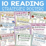Reading Strategies Posters {Set of 10}