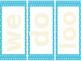 Reading street Review unit 1st grade sight word mats