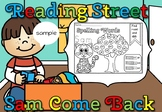 Reading street Sam come back Supplement1(FREE SAMPLE)