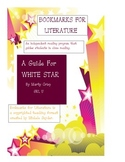 "Reading system and worksheets for ""White Star, Dog on the"