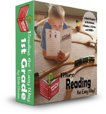 Reading the Easy Way 1st Grade {110+ page 8 week sight word program)