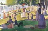 Reading the Masters with Georges Seurat (Teacher/Student Manual, CD, Ppt)