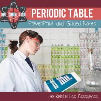 Periodic Table PPT w/ Notes