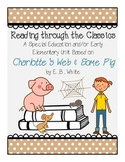 Reading through the Classics: Charlotte's Web & Some Pig by E.B White