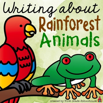 Writing About Rainforest Animals