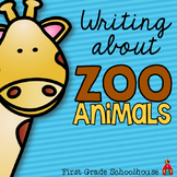 Writing About Zoo Animals