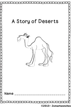 Reading to Learn- Deserts