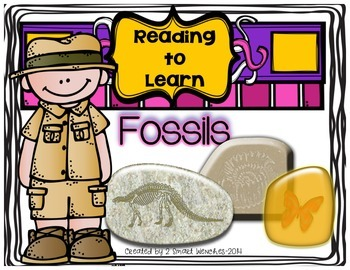 Reading to Learn- Fossils