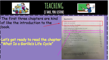 Reading to Learn, Grasping Main Idea and Text Structure Unit 2