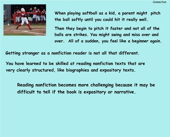 Reading WS  Grasping Main Ideas & Text Structure Unit 2 Lesson 1-17