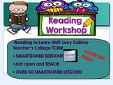 Nonfiction UNIT -LUCY CALKINS-- SMARTBOARD EDITION- GRADE 3- ALL SESSIONS