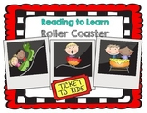 Reading to Learn- Roller Coasters