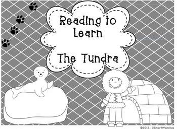 Reading to Learn- Tundra
