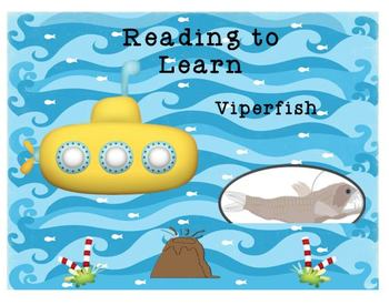 Reading to Learn- Viperfish