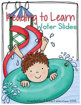 Reading to Learn- Water Slides with STEM activity