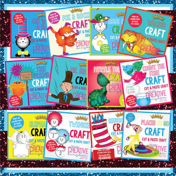 Reading with America Crafts Mega Bundle