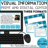 Reading with Charts and More Game | Visual Information Center