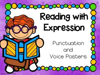 Reading with Expression