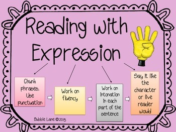 Reading with Expression!