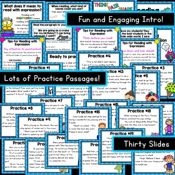 Reading with Expression PPT!