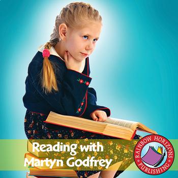 Reading with Martyn Godfrey (Author Study) Gr. 4-8
