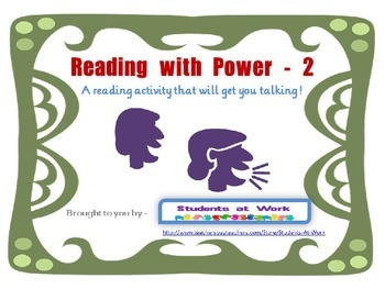 Reading with Power - Version 2 - Independent Oral Reading