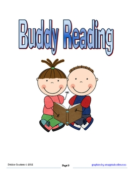 Reading with a Buddy Packet