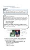 Reading Worksheet: Mosaic 2 Chapter 1 students worksheet