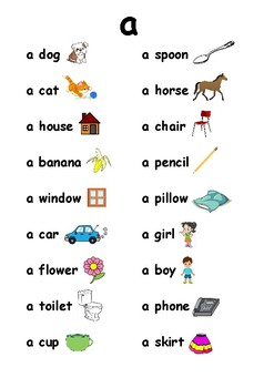 Reading Worksheet For Beginners Saying A By Love For Homeschooling