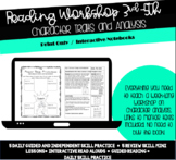 Reading workshop: Character traits and analysis *Print Only #ChristmasinJuly21