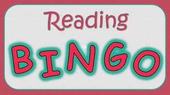 Reading/ELA BINGO