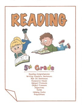 Reading/Grammar Unit-Common Core 5th Grade