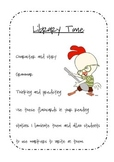 Reading/Literacy Centres