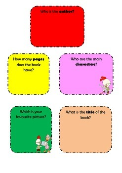 Reading/Literacy Centres