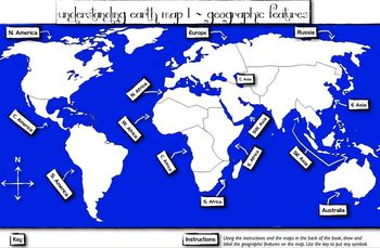 [Reading/Map/Chart Activity] Understanding Earth